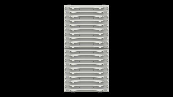 ISO Trägerwand 400, 4 in 1