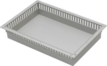 H+H FlexModul® ABS grau, 600 x 400 x 100 mm