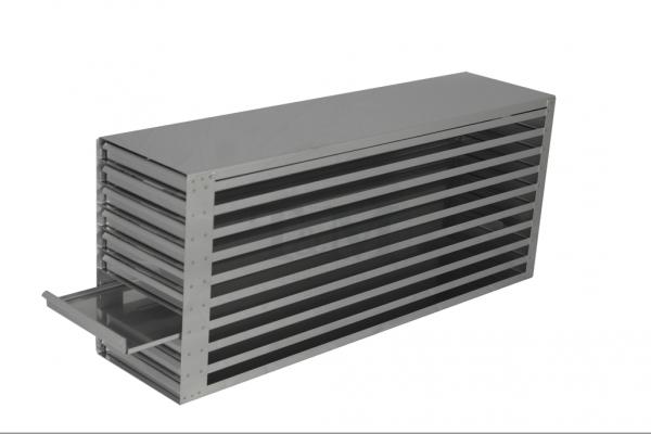 Schrankeinschub SM18711 für 11x7 Mikrotiterplatten