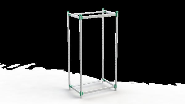 H+H FlexShelf® 900x600 mm Basisregal
