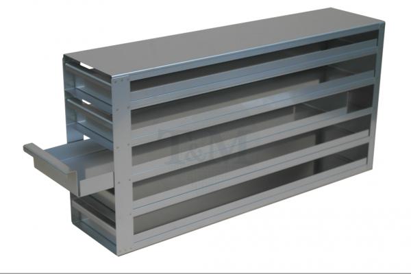 Schrankeinschub SA5045 für 5x4 Boxen (5cm, 136mm)