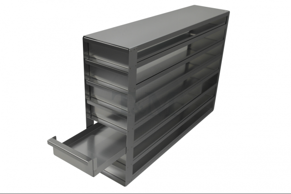 Schrankeinschub SA5047 für 7x4 Boxen (5cm, 136mm)