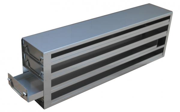 Schrankeinschub SA5054-TH für 4x5 Boxen (5cm, 136mm), schmal