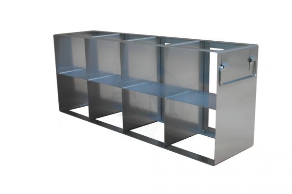 Schrankgestell GA10042 für 2x4 Boxen (10cm, 136er)