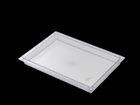 H+H FlexWanne PC 300x400x50 mm, transparent