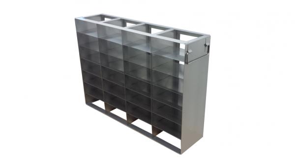 Schrankgestell GA5047 für 7x4 Boxen (5cm, 136er)