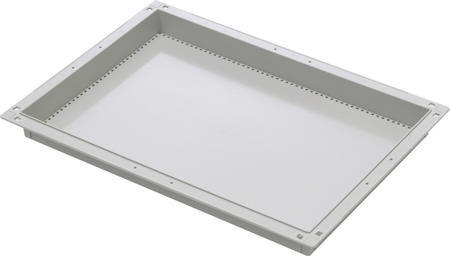 H+H FlexModul® ABS grau, 600 x 400 x 50 mm