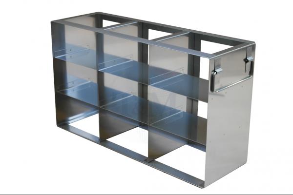 Schrankgestell GA7533 für 3x3 Boxen (7,5cm, 136er)