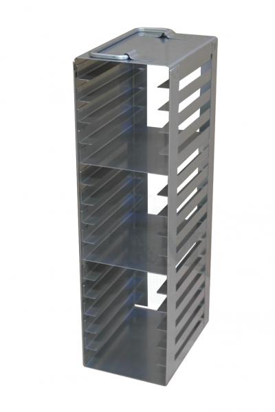 Edelstahl-Truhengestell TM1816 für 16 Mikrotiterplatten