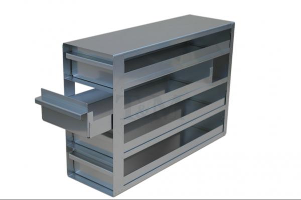 Schrankeinschub SA7534 für 4x3 Boxen (7,5cm, 136mm)