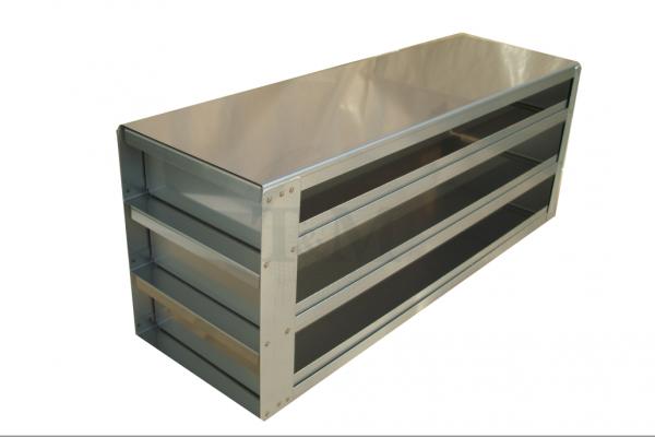 Schrankeinschub SA5033 für 3x3 Boxen (5cm, 136mm)