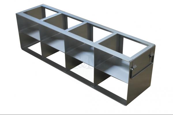 Schrankgestell GA7542 für 2x4 Boxen (7,5cm, 136er)