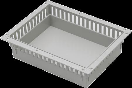 H+H FlexModul® ABS grau, 300 x 400 x 100 mm