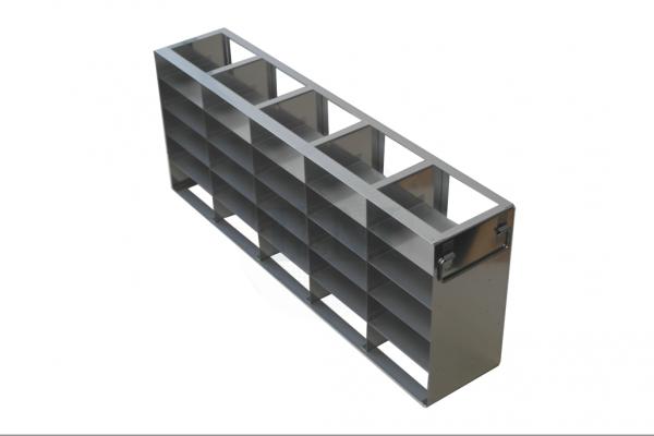 Schrankgestell GA5055-TH für 5x5 Boxen (5cm, 136er), schmaler, kürzer
