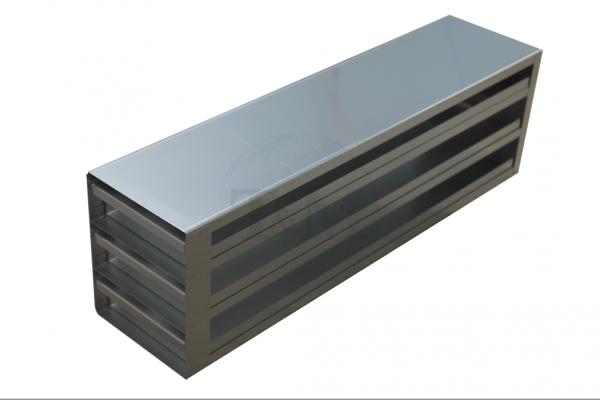 Schrankeinschub SA5043 für 3x4 Boxen (5cm, 136mm)